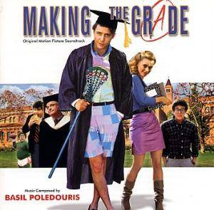 Cover - Basil Poledouris: Making The Grade