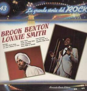 Cover - Lonnie Smith: Grande Storia Del Rock 43, La