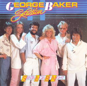 Cover - George Baker Selection: Santa Lucia By Night