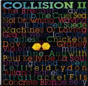 Cover - Underground Lovers: Collision II