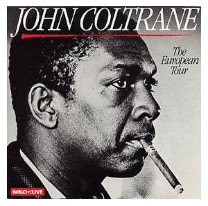 John Coltrane: European Tour, The - Cover