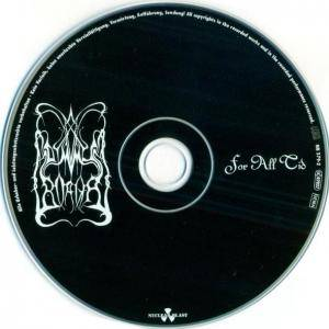 Dimmu Borgir: For All Tid (CD) - Bild 4