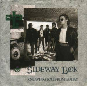 Sideway Look: Knowing You From Today - Cover