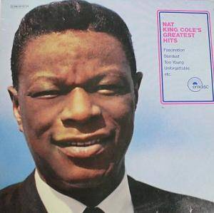 Nat King Cole: Greatest Hits - Cover