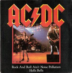 AC/DC: Rock And Roll Ain't Noise Pollution - Cover