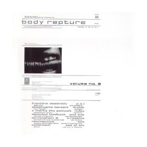Body Rapture Vol. 6 - Cover