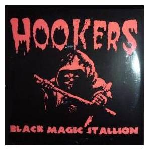 Hookers: Black Magic Stallion - Cover