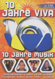 Cover - Mad'House: 10 Jahre Viva - 10 Jahre Musik