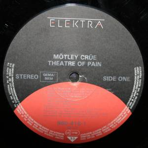 Mötley Crüe: Theatre Of Pain (LP) - Bild 3