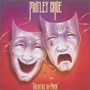 Mötley Crüe: Theatre Of Pain (LP) - Bild 1