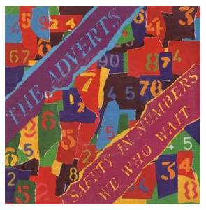 Cover - Adverts, The: Safety In Numbers