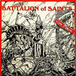 Battalion Of Saints: Second Coming - Cover
