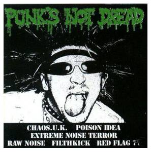 Punk`s Not Dread - Cover