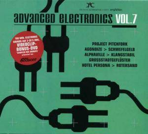 Cover - Glis: Advanced Electronics Vol. 7