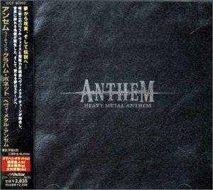 Cover - Anthem: Heavy Metal Anthem