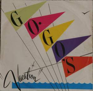 Cover - Go-Go's: Vacation