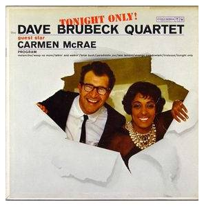 Cover - Dave Brubeck Quartet, The: Tonight Only!