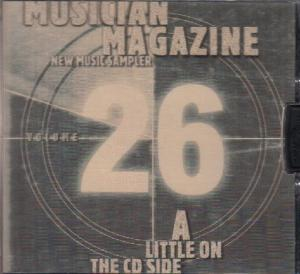 Musician Magazine - A Little On The CD Side Vol. 26 - Cover
