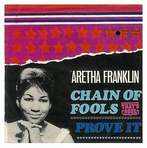 Cover - Aretha Franklin: Chain Of Fools