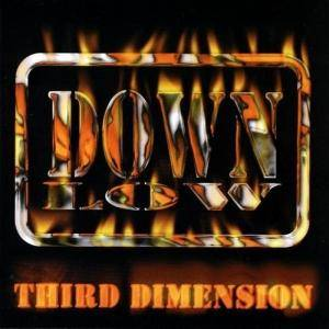 Cover - Down Low: Third Dimension