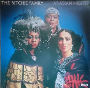Cover - Ritchie Family, The: Arabian Nights