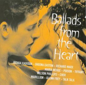 Cover - Peabo Bryson & Roberta Flack: Ballads From The Heart