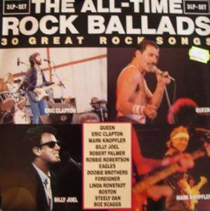 Cover - Dan Fogelberg: All-Time Rock Ballads, The