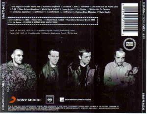 Die Fantastischen Vier: 4:99 (CD) - Bild 2