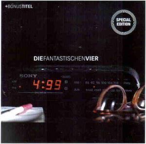 Die Fantastischen Vier: 4:99 (CD) - Bild 1