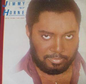 Cover - Jimmy Bo Horne: Goin' Home For Love