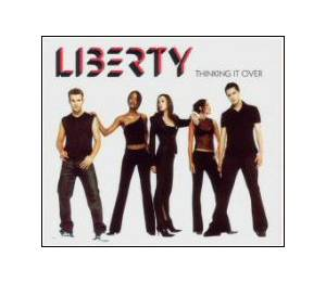 Cover - Liberty X: Thinking It Over