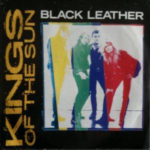 Kings Of The Sun: Black Leather - Cover