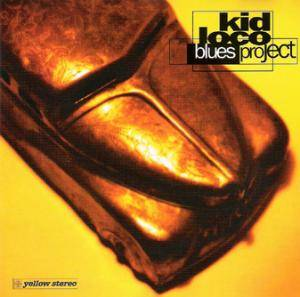 Cover - Kid Loco: Blues Project