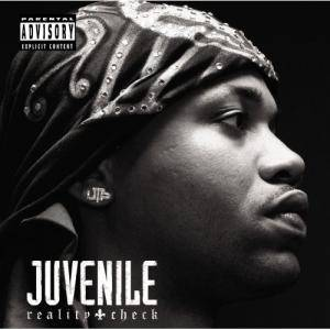 Cover - Juvenile: Reality Check