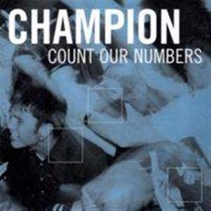 Champion: Count Our Numbers - Cover