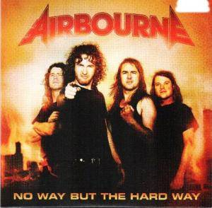 Airbourne: No Way But The Hard Way - Cover