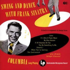 Cover - Frank Sinatra: Sing And Dance With Frank Sinatra