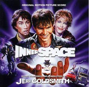 Jerry Goldsmith: Innerspace - Cover