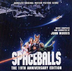 Cover - John Morris: Spaceballs