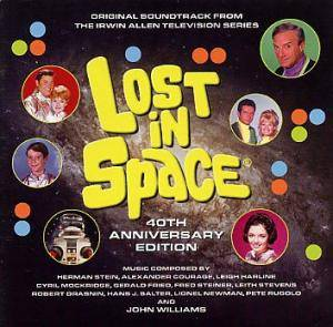 Lost In Space - Cover