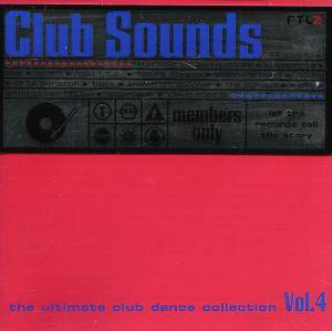Club Sounds Vol. 04 - Cover