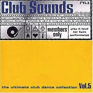Cover - Van Bellen: Club Sounds Vol. 05
