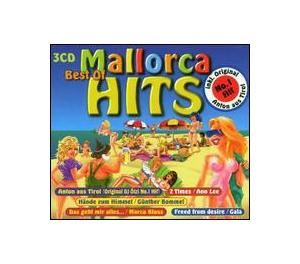 Best Of Mallorca Hits Folge 1-3 - Cover