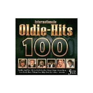 Cover - Dean Martin: 100 Internationale Oldie-Hits