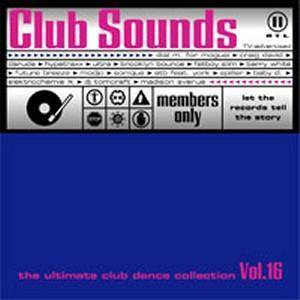 Cover - Green Court: Club Sounds Vol. 16