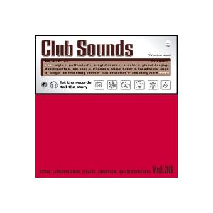 Cover - Real Booty Babes, The: Club Sounds Vol. 36
