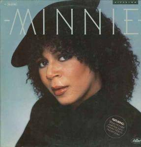 Cover - Minnie Riperton: Minnie