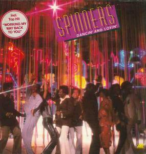 Cover - Spinners, The: Dancin' And Lovin'
