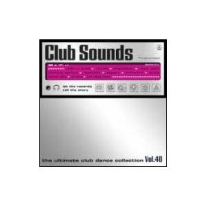 Cover - Topmodelz: Club Sounds Vol. 40