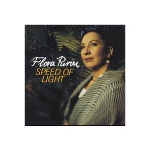 Cover - Flora Purim: Speed Of Light